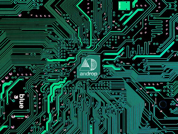 アルバム『blue』【androp 会員サイト限定盤】(CD+特殊パッケージ仕様) (okmusic UP's)