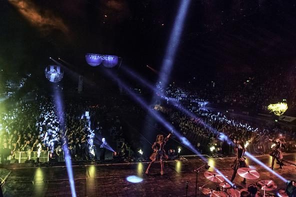 4月2日@『BABYMETAL WOLRD TOUR 2016 kicks off at THE SSE ARENA WEMBLEY』 (okmusic UP\'s)