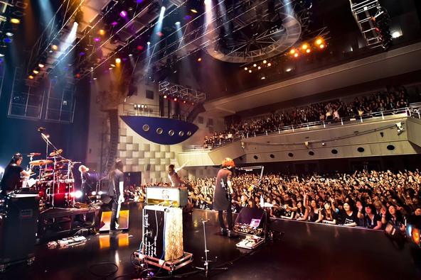 9月14日(水)@大阪・なんばHatch (okmusic UP's)