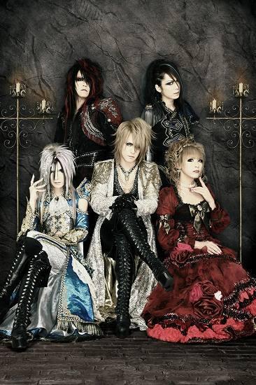 Versailles(ヴェルサイユ)のメンバーと生チャットできる企画がスタート (c)Listen Japan