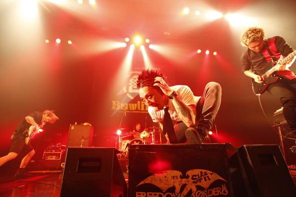 【SiM】 4月19日@新木場スタジオコースト (c)Photo by Yoshika Horita (okmusic UP\'s)