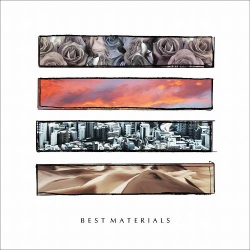 椿屋四重奏のベストアルバム『BEST MATERIALS』 (c)Listen Japan