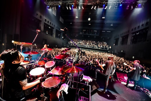 9月15日(木)@Zepp Nagoya (okmusic UP\'s)