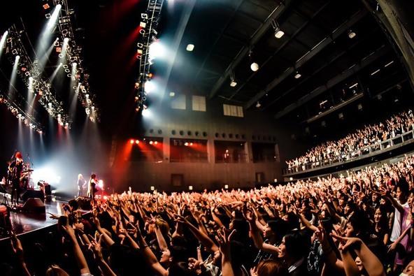 9月15日(木)@Zepp Nagoya (okmusic UP's)