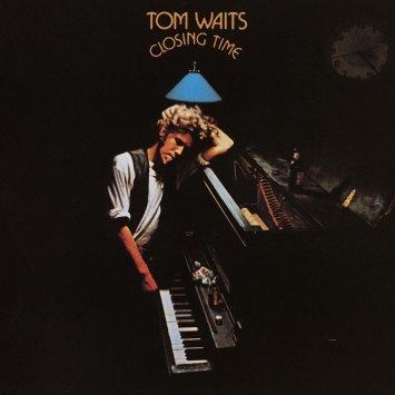 Tom Waits『Closing Time』のジャケット写真 (okmusic UP's)