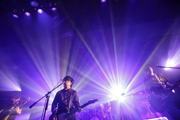 4月18日@恵比寿リキッドルーム (c)Photo by 平野タカシ(okmusic UP\'s)