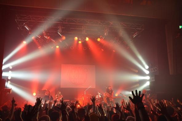 『デビュー3周年記念ワンマン~たんこぶちん変身ノ巻~』@TSUTAYA O-WEST (okmusic UP's)
