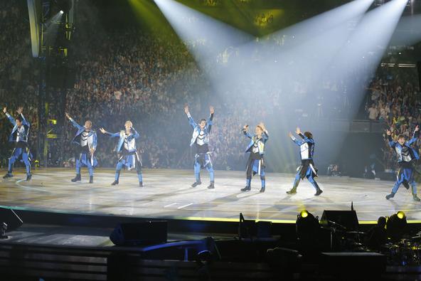 "「三代目 J Soul Brothers LIVE TOUR 2014 ""BLUE IMPACT""」千秋楽 (okmusic UP\'s)"
