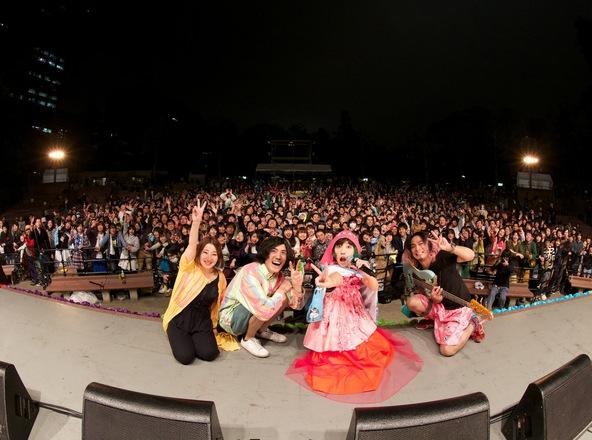 4月19日@「TOKYO春告ジャンボリー2014」 (okmusic UP\'s)