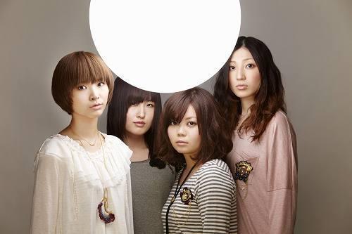 au『LISMO!』新CMソングにニューシングル「カロン」が起用されたバンド・ねごと (c)Listen Japan