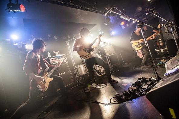 4月19日@新代田LIVE HOUSE FEVER (okmusic UP\'s)