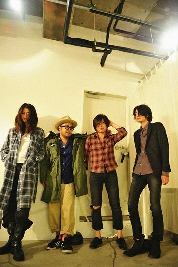 2年ぶりにアルバムをリリースするGOING UNDER GROUND (c)Listen Japan