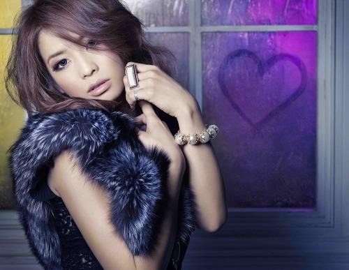「Last Kiss feat.KG」でメジャーデビューする真崎ゆか (c)Listen Japan