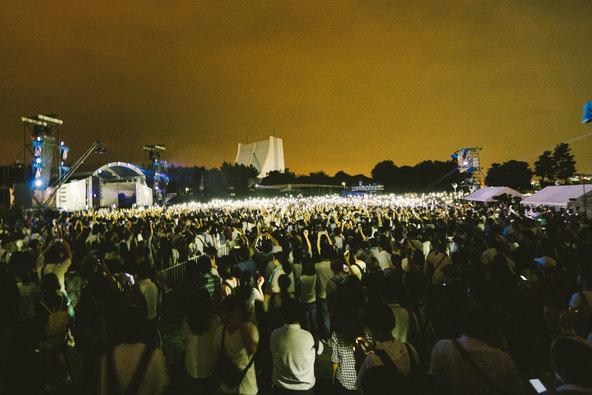 9月16日(金)@『uP!!!NEXT~水曜日のカンパネラ FREE LAGOOOOOON!!!~』 photo by Tomokazu Yamada (okmusic UP's)