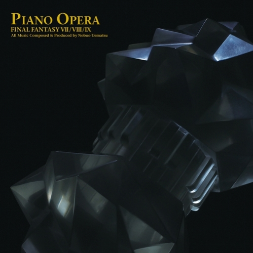FF�s�A�m�A�����WCD�����L�O�g�[�N�����C�u�C�x���g����сgPIANO OPERA music from FINAL FANTASY�������h�J�Ì���