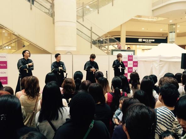 8月27日(土)@福岡 (okmusic UP's)
