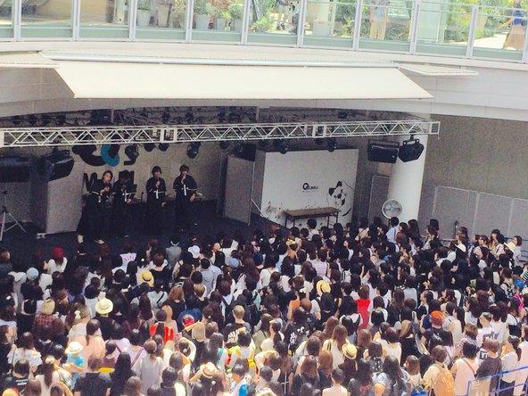 9月4日(日)@大阪 (okmusic UP's)