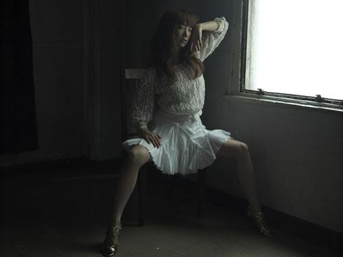 ニューシングルとLIVE映像を同時リリースするYUKI (c)Listen Japan