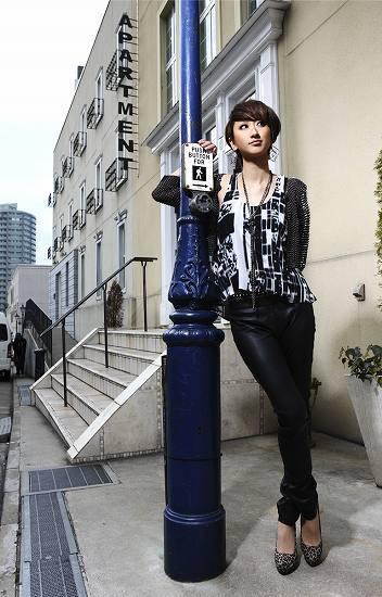 名古屋クラブシーン出身のネクストブレイク候補Ms.OOJA(ミスオオジャ) (c)Listen Japan