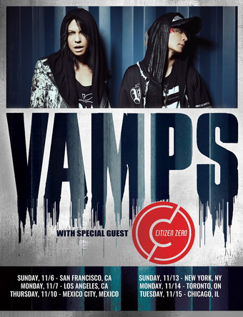 『VAMPS North American Tour 2016』 (okmusic UP\'s)
