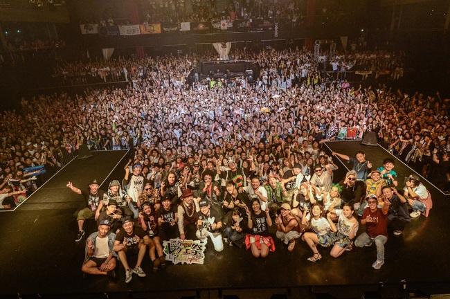 SPICY CHOCOLATE主催『渋谷レゲエ祭』に豪華アーティスト集結&ニューアルバムリリース決定!