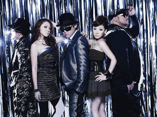 3月16日にアルバム『Fivesta』をリリースする新ユニットFivesta (c)Listen Japan