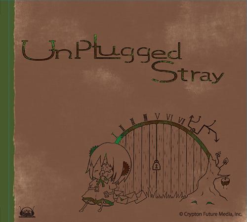 ジミーサムP『Unplugged Stray』ジャケット画像 (C)Crypton Future Media,Inc. (C)さゆ吉 (c)ListenJapan