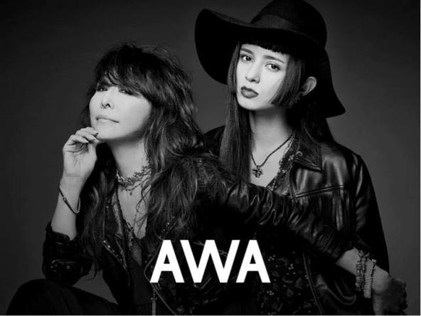 杏子×AWA (okmusic UP\'s)