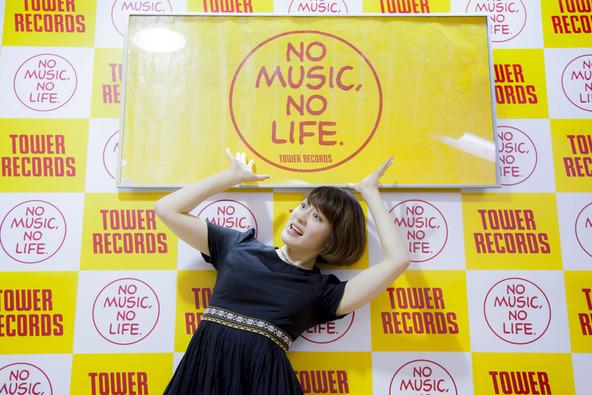 4月21日@タワーレコード新宿店 (okmusic UP\'s)