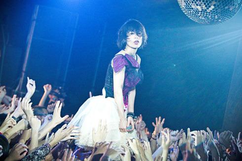 解散ライブの模様をDVDとしてリリースするミドリ (c)Listen Japan