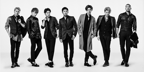 GENERATIONS from EXILE TRIBE (okmusic UP\'s)