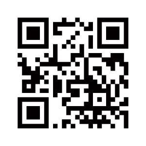 オフィシャルHP QRコード (okmusic UP's)