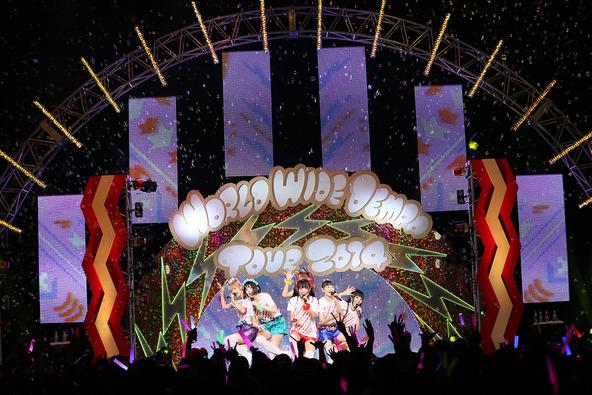LIVE DVD「WORLD WIDE DEMPA 2014」より (okmusic UP\'s)