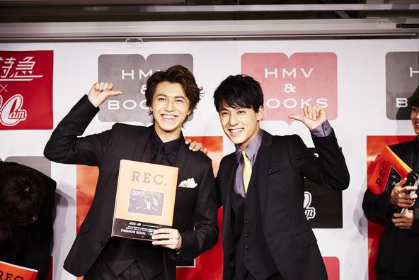 9月23日@東京・HMV&BOOKS TOKYO (okmusic UP's)