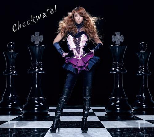 安室奈美恵ベストコラボレーションアルバム『Checkmate!』 (c)Listen Japan
