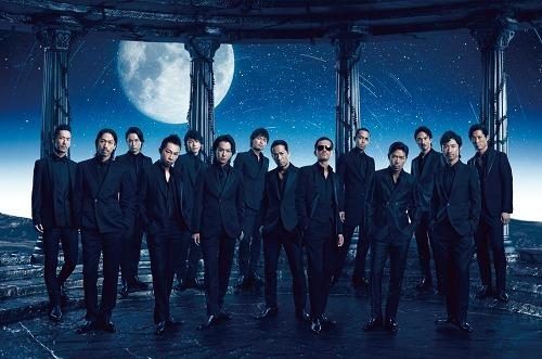 ニューアルバム『願いの塔』をリリースするEXILE (c)Listen Japan