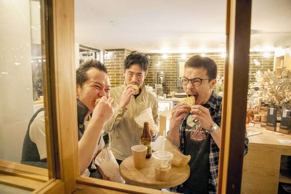 HUSKING BEE  (okmusic UP\'s)
