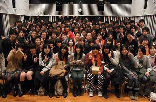リスナー111人を前に公開録音された「miwaのオールナイトニッポンR!吉牛スペシャル」 (c)Listen Japan