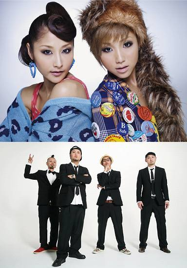 RSPとシュビドゥバと3月に2マンライブ・イベントを開催 (c)Listen Japan