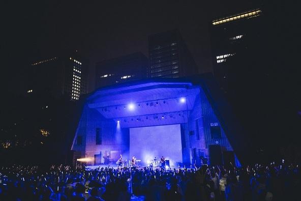 9月24日@日比谷野外大音楽堂 (okmusic UP's)