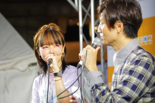 9月26日(月)@大阪・なんばパークス2Fキャニオンコート特設ステージ (okmusic UP\'s)