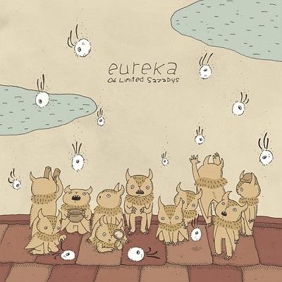 アルバム『eureka』【初回盤】(CD+DVD) (okmusic UP's)