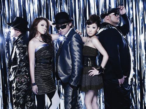 アルバム『Fivesta』をリリースする新ユニットFivesta (c)Listen Japan