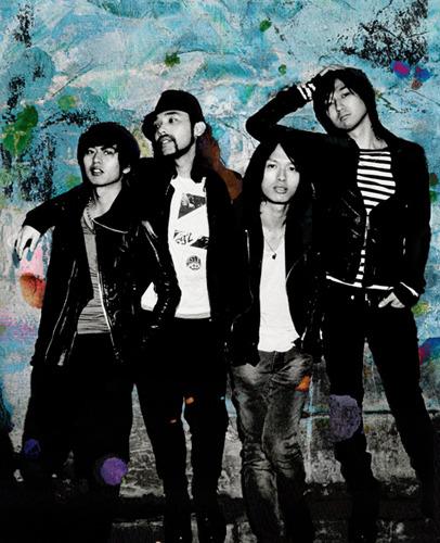 4月に3rdアルバム『PASSENGER』をリリースするNICO Touches the Walls (c)ListenJapan