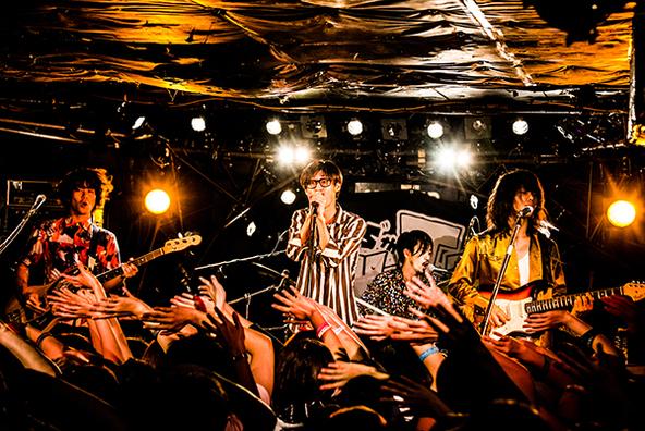 10月2日@下北沢シェルター (okmusic UP's)
