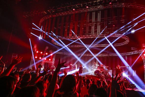10月4日@TOKYO DOME CITY HALL (okmusic UP's)