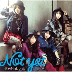 「ひらひら」がCMソングに決定したNot yet (c)Listen Japan