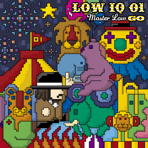 LOW IQ 01『MASTER LOW GO』のジャケット写真 (c)Listen Japan