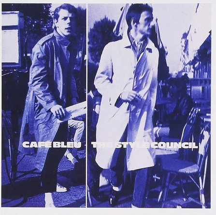 『Cafe Bleu』('84)/The Style Council (okmusic UP\'s)