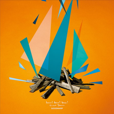 EP 「bravo!bravo!bravo!/ Sweet Darwin」 (okmusic UP's)